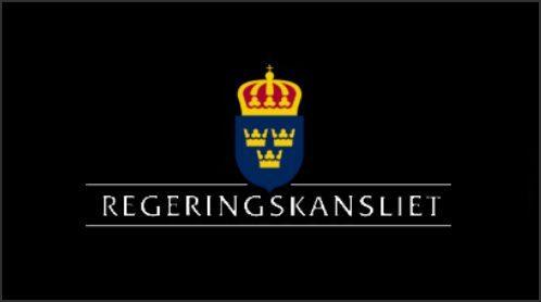 Sveriges Regering logotyp
