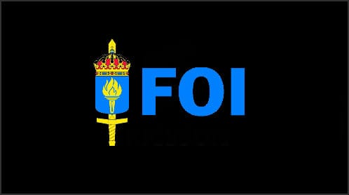 Swedish Defence Research Agency logotyp