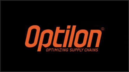 Optilon B2B företags logotyp