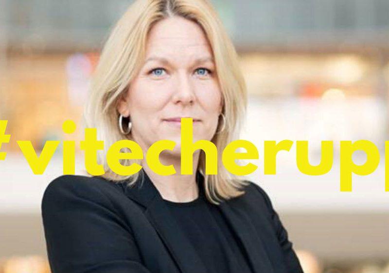 #Vitecherupp med Åsa Zetterberg